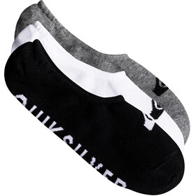 Quiksilver Liner Socks 3 Pack Assorted